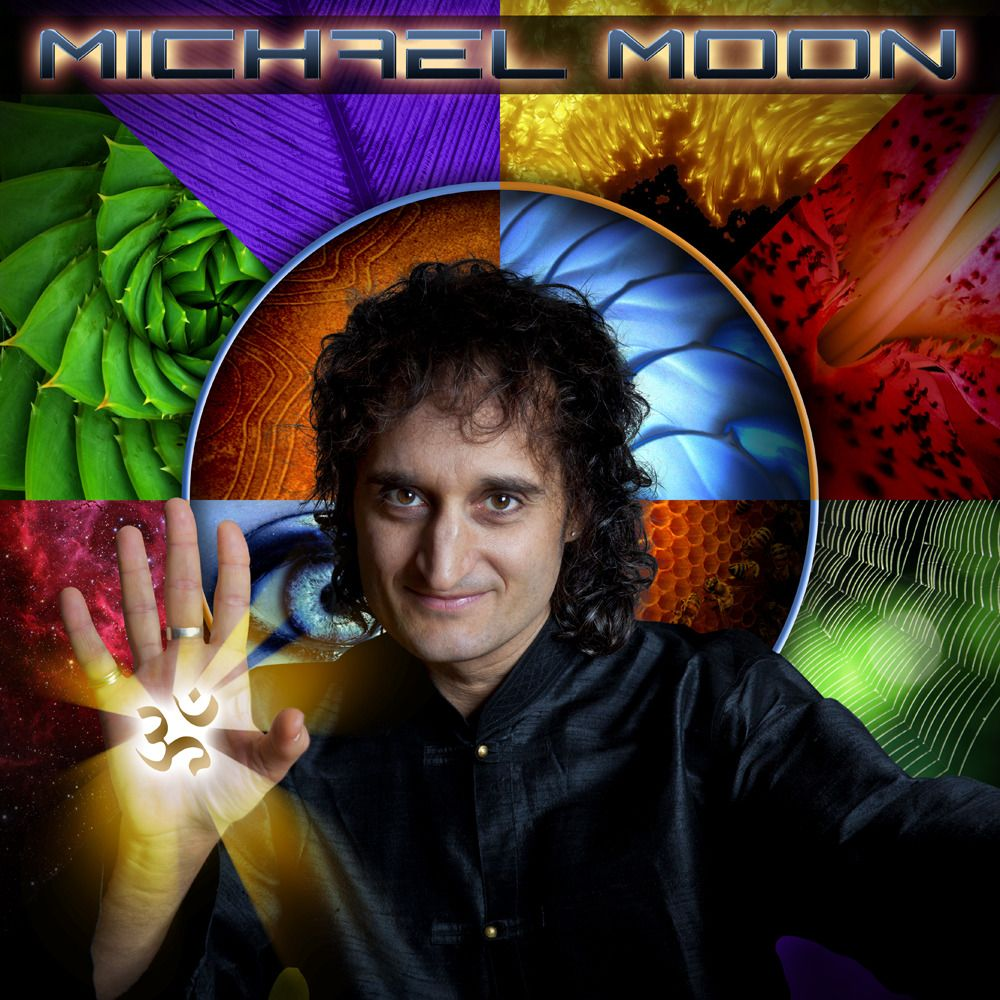 Small version of a CD cover created for musician Michael Moon, February 2012.