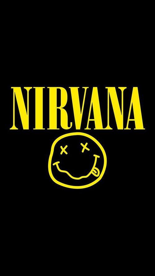 Imagem de nirvana, music, and band