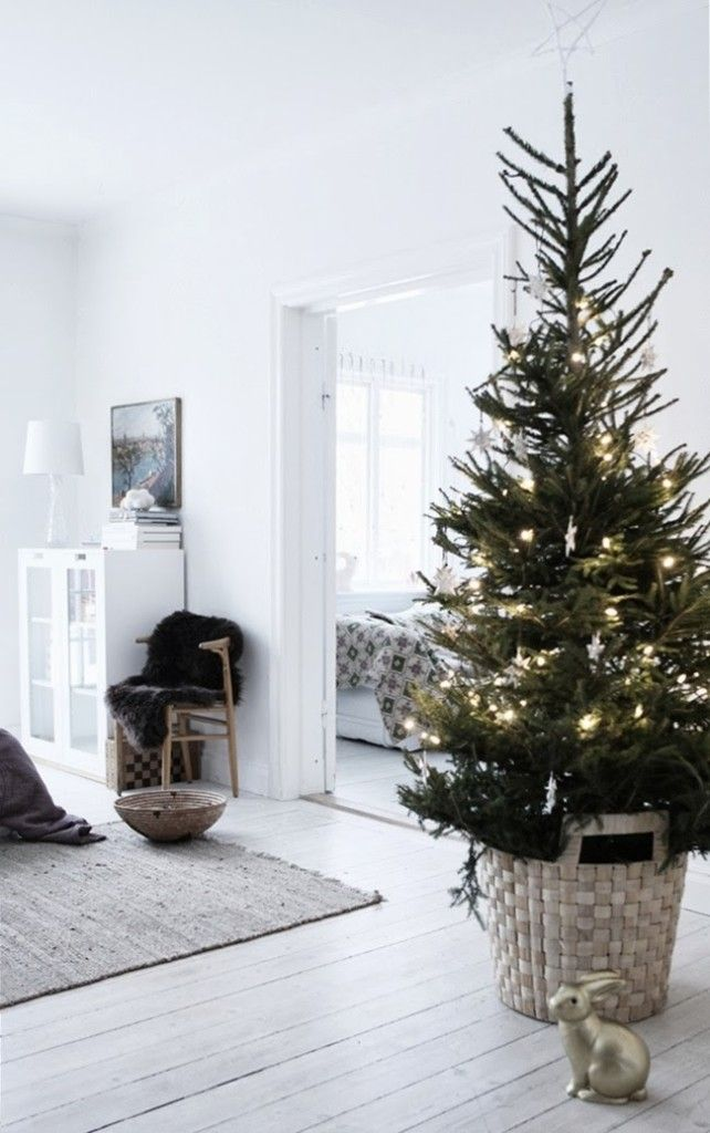17 Ideas for a Merry Scandinavian Christmas Interiors, Inspiration