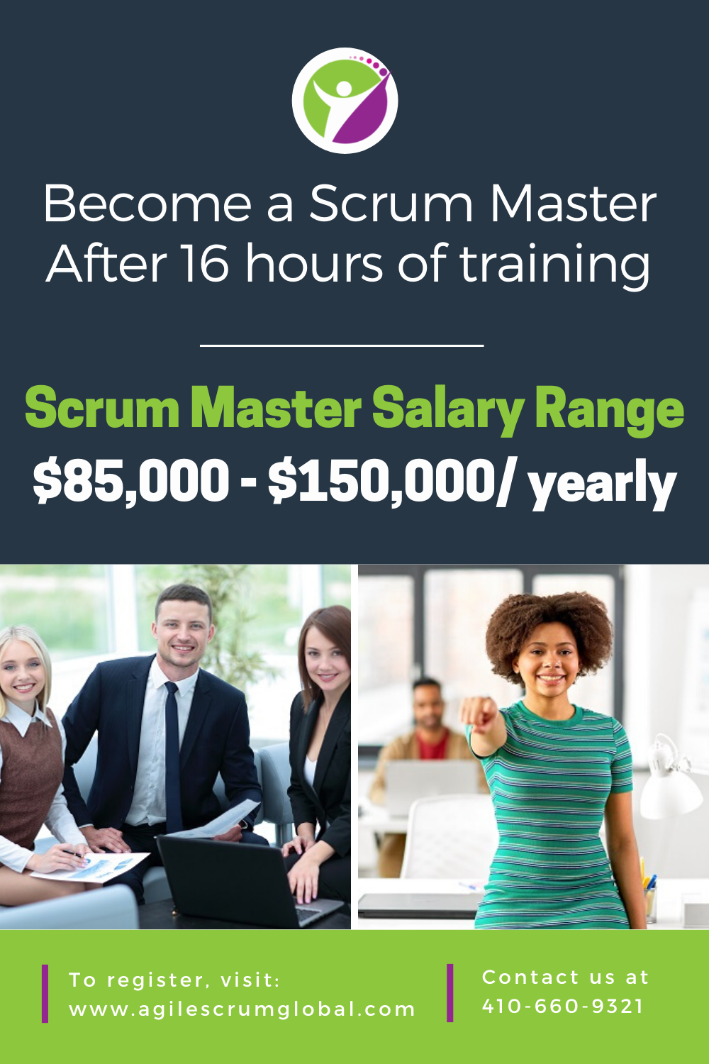 Become Scrum Master And Make Huge Bucks Scrum Master Scrum Online Training