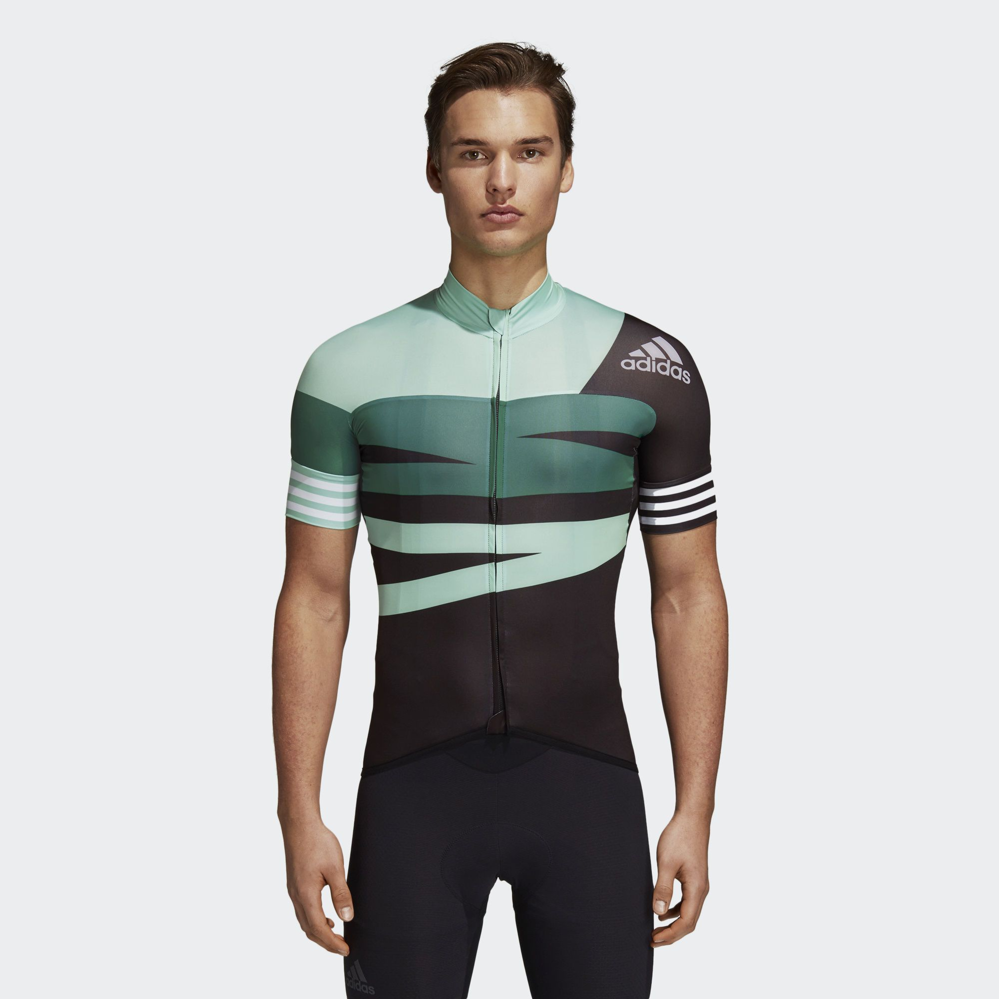 Outto Mens Bike Cycling Jersey Short Sleeve Road Riding Shirts Reflective Clothes
