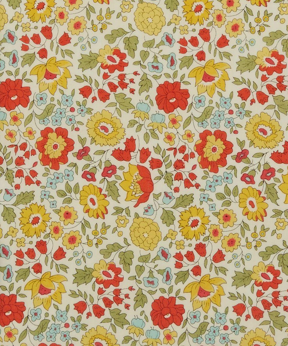 Liberty Art Fabric D'Anjo B Tana Lawn | Classic Tana Lawn by Liberty Art Fabrics | Liberty.co.uk