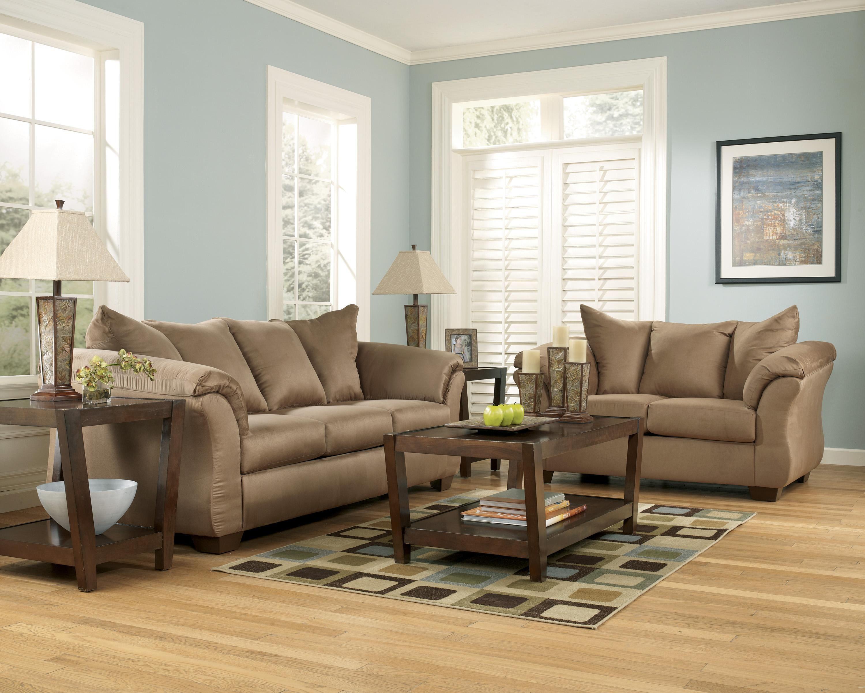 Darcy Mocha 75002 By Signature Design By Ashley A1 Furniture