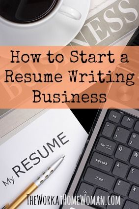 Wonderful How To Make Money From Home With Resume Writing   Start A Resume Writing  Business Regarding Resume Writing Business