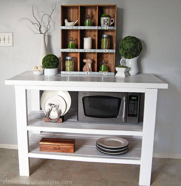 Buffet Table Elizabeth Joan Designs Kitchen Remodel Inspiration Home Coffee Stations Buffet Table