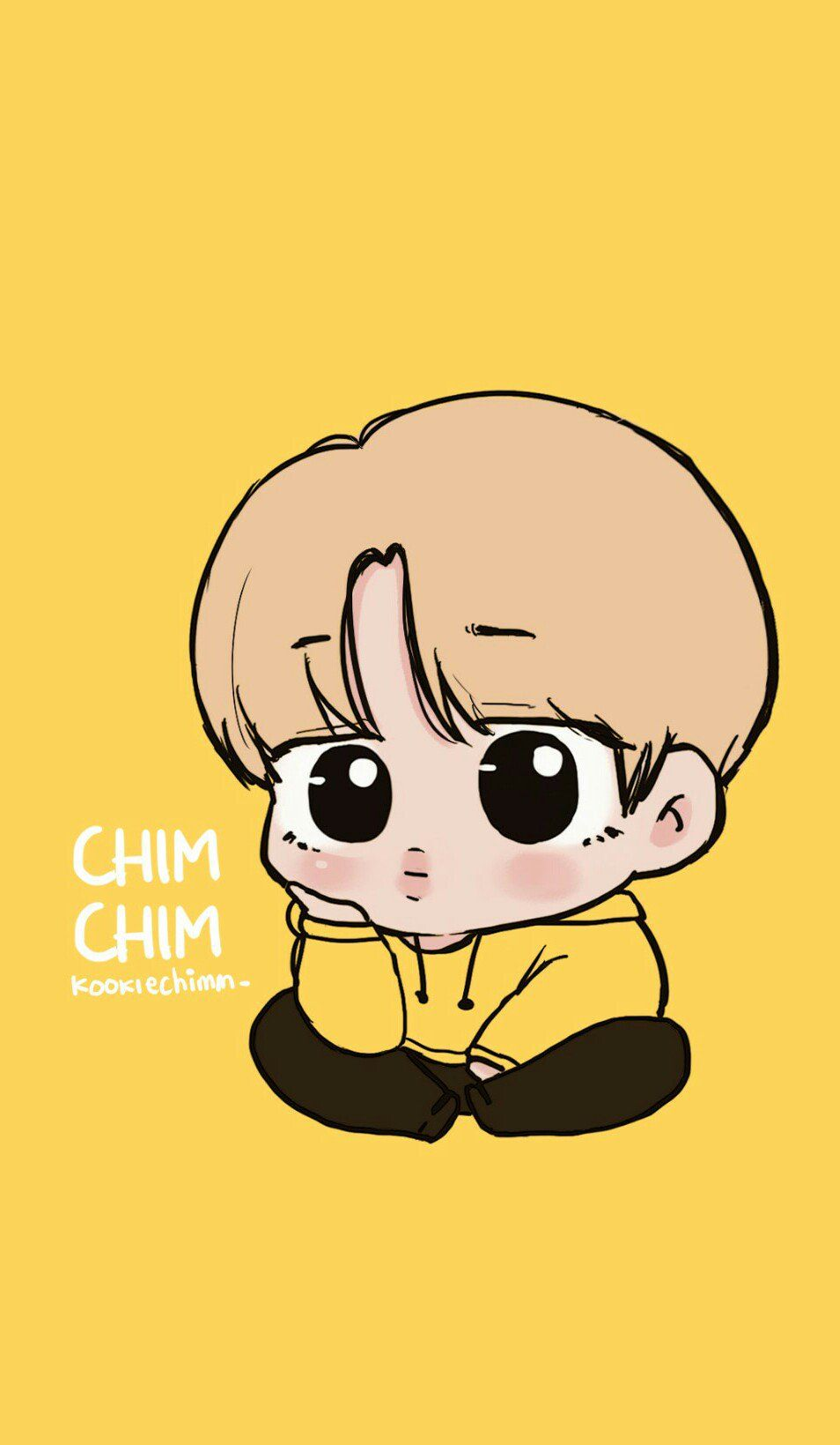 Jimin Bts Chibi : jimin, chibi, Kookoo⁷, Twitter, Drawings,, Chibi,, Chibi