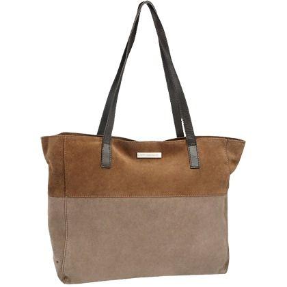 cf4bd26ba3ec8 Tolle braune Ledertasche von 5th Avenue. Durch das Leder wirkt diese Tasche  besonders elegant und schick. ♥ ab 29