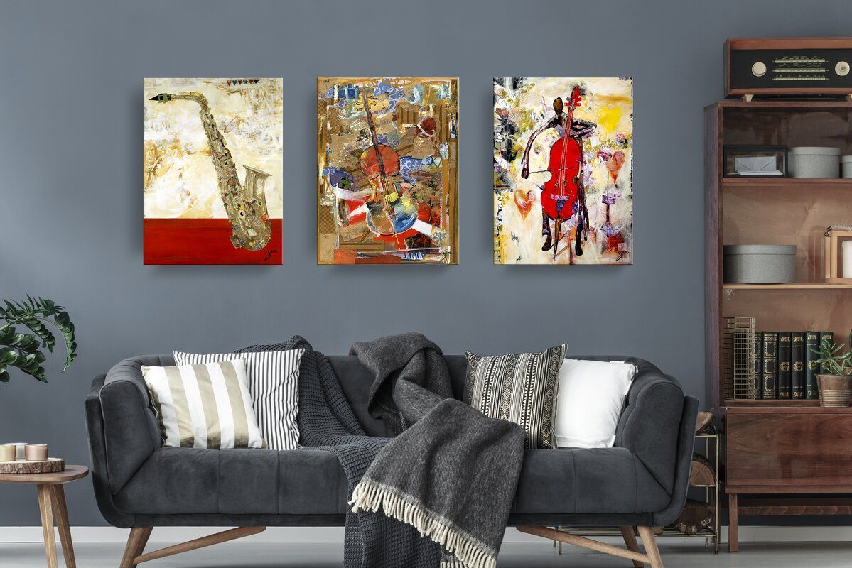 Wall Art You Ll Love In 2020 Wayfair Traditional Design Living Room Living Room Designs Traditional Living Room