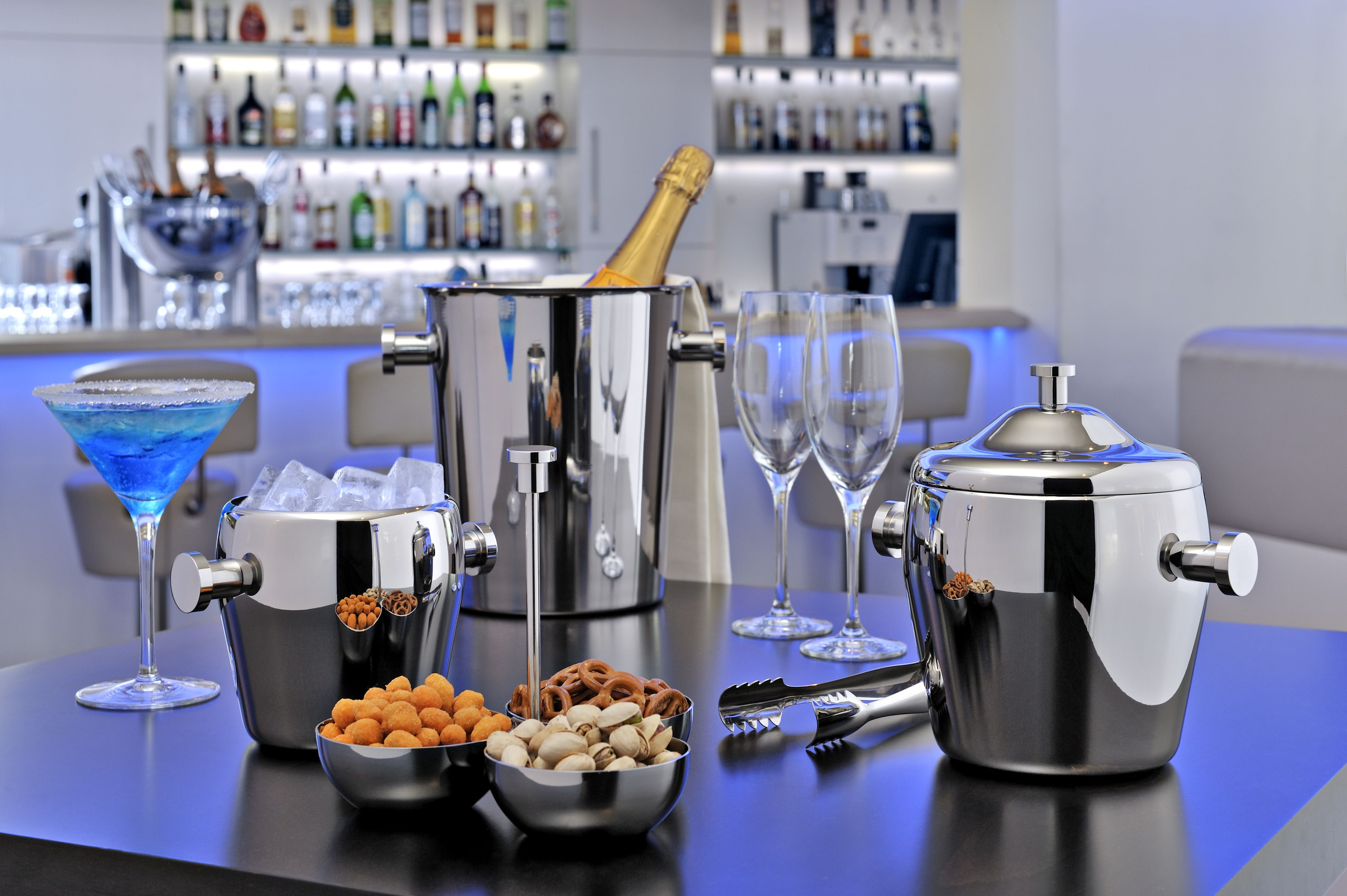 HEPP's bar utensils offer gourmets extraordinary enjoyment in a stylish ambience. Function, quality and incomparable aesthetics characterise these valuable HEPP products all round the globe.