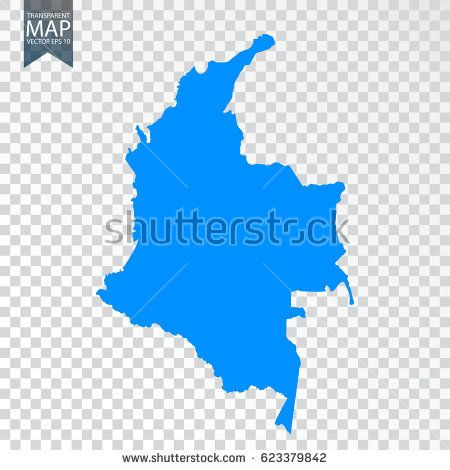 Transparent high detailed map of colombia vector illustration eps transparent high detailed map of colombia vector illustration eps 10 suramrica sudamrica amrica del sur south america pinterest gumiabroncs Images