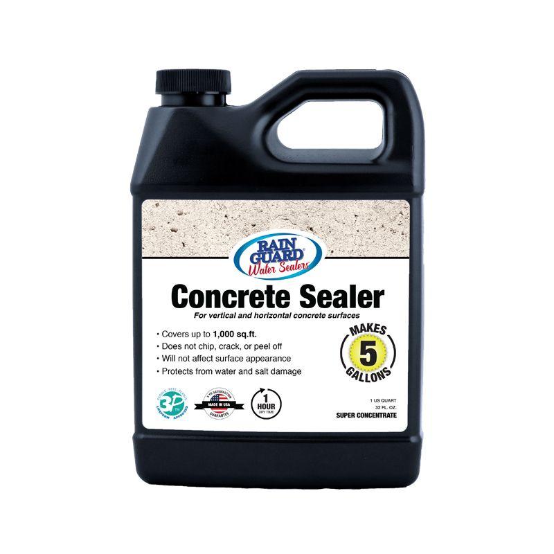 Premium Concrete Sealer Water Repellent Protection With Images Concrete Sealer Wood Sealer