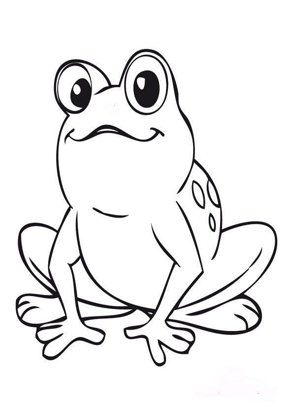 Ten Gut Frosch Malvorlage Denkweise 2020 In 2021 Ausmalbilder Ausmalbild Frosch Ausmalbilder Mandala