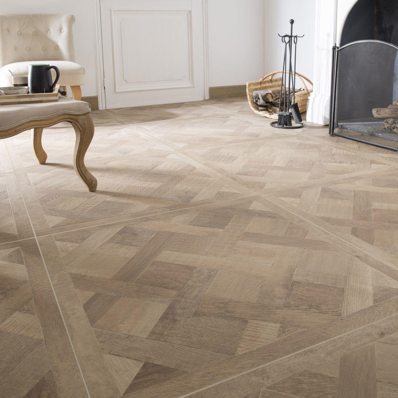 Parquet Leroy Merlin Qualità carrelage sol et mur chene clair effet bois chambord l.75 x