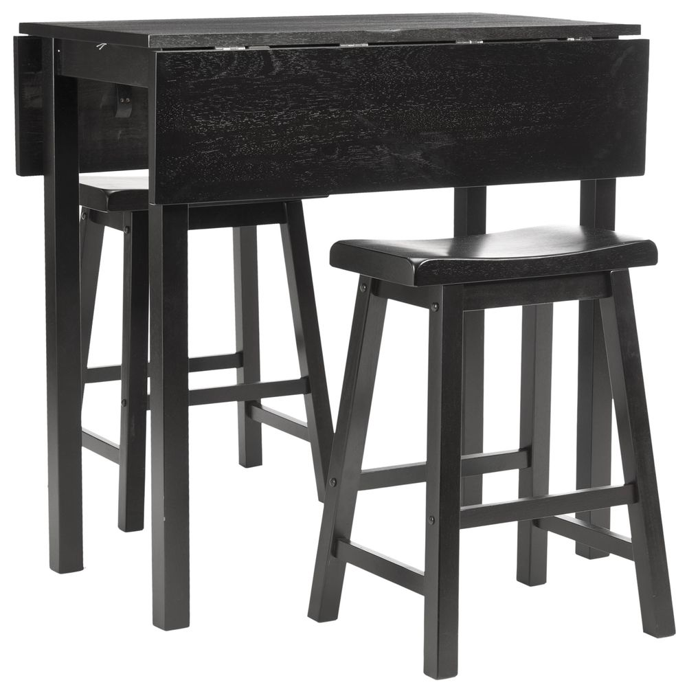 Beautiful Safavieh Winery 3 Piece Counter Height Pub Set By Safavieh Great Pictures