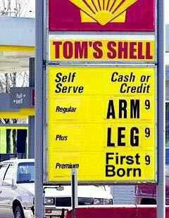 Beyond the numbers.... the truth about Gas prices #funny