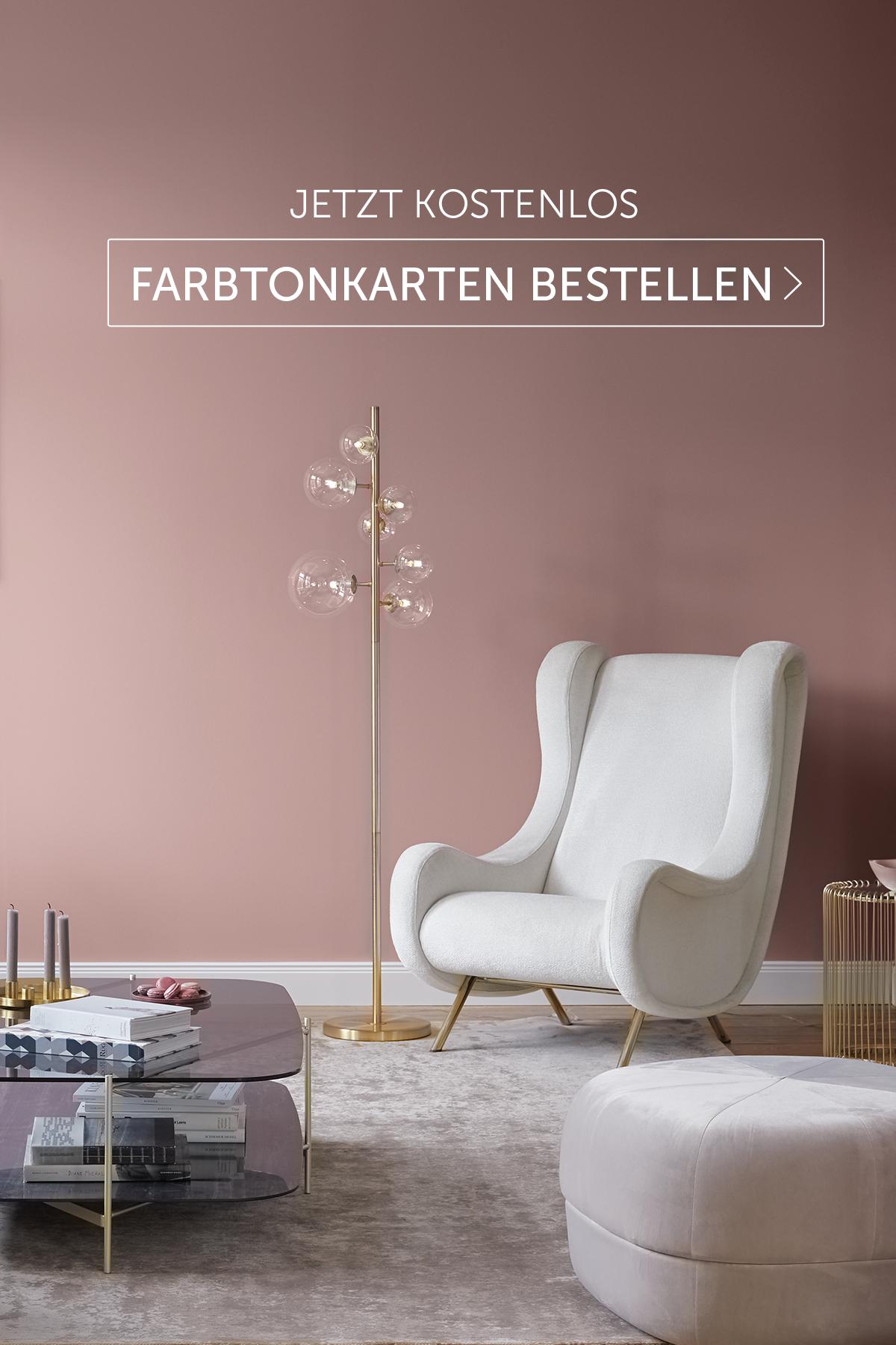 Was Farbtone Alles Konnen Wohnraumen Personlichkeit Verleihen Atmosphare Schaffen Anregen Oder Beruhigen Die Wirkung D Wandgestaltung Schoner Wohnen Farben