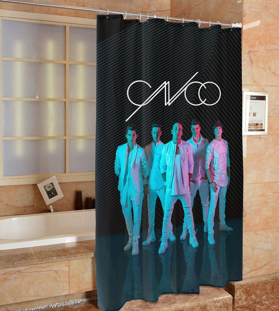 Cnco Cool Custom Shower Curtain 60 X 72 Limited Unbranded