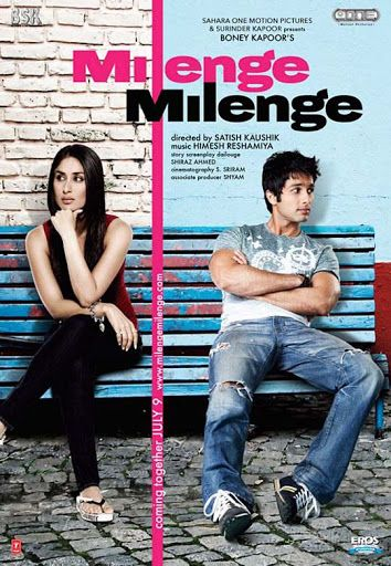 Milenge Milenge 30 Creative Bollywood Movie Posters Design
