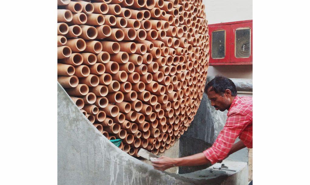 Brilliant Zero Energy Air Conditioner In India Is Beautiful And