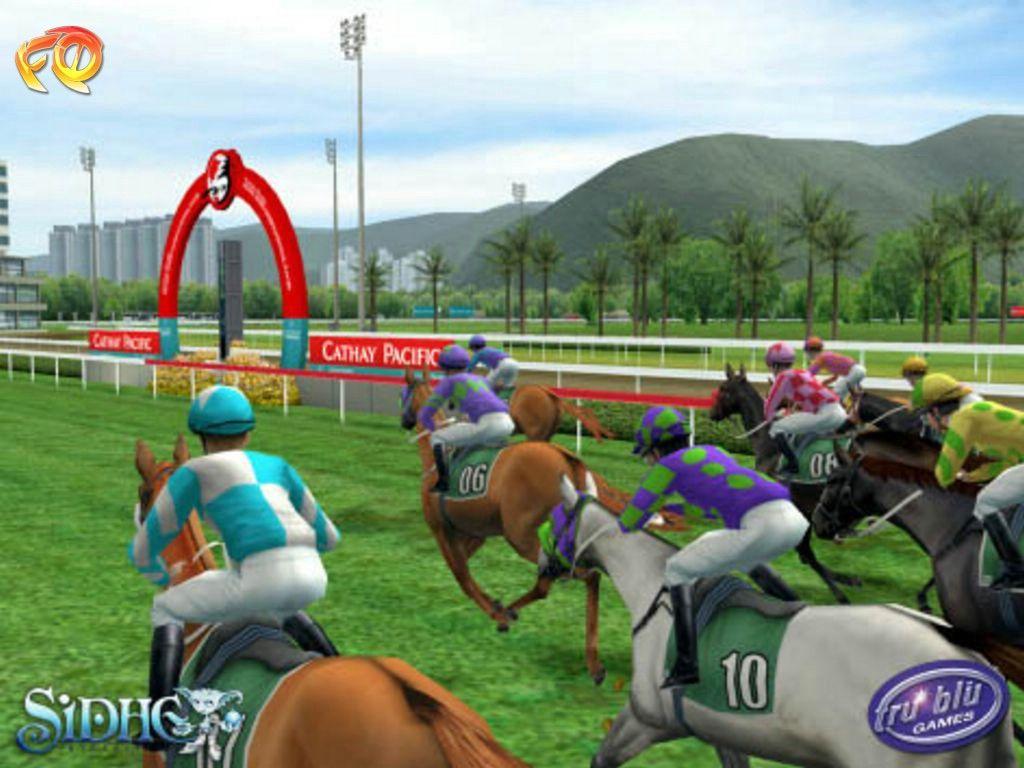 At Yarışı Oyunu Full Download