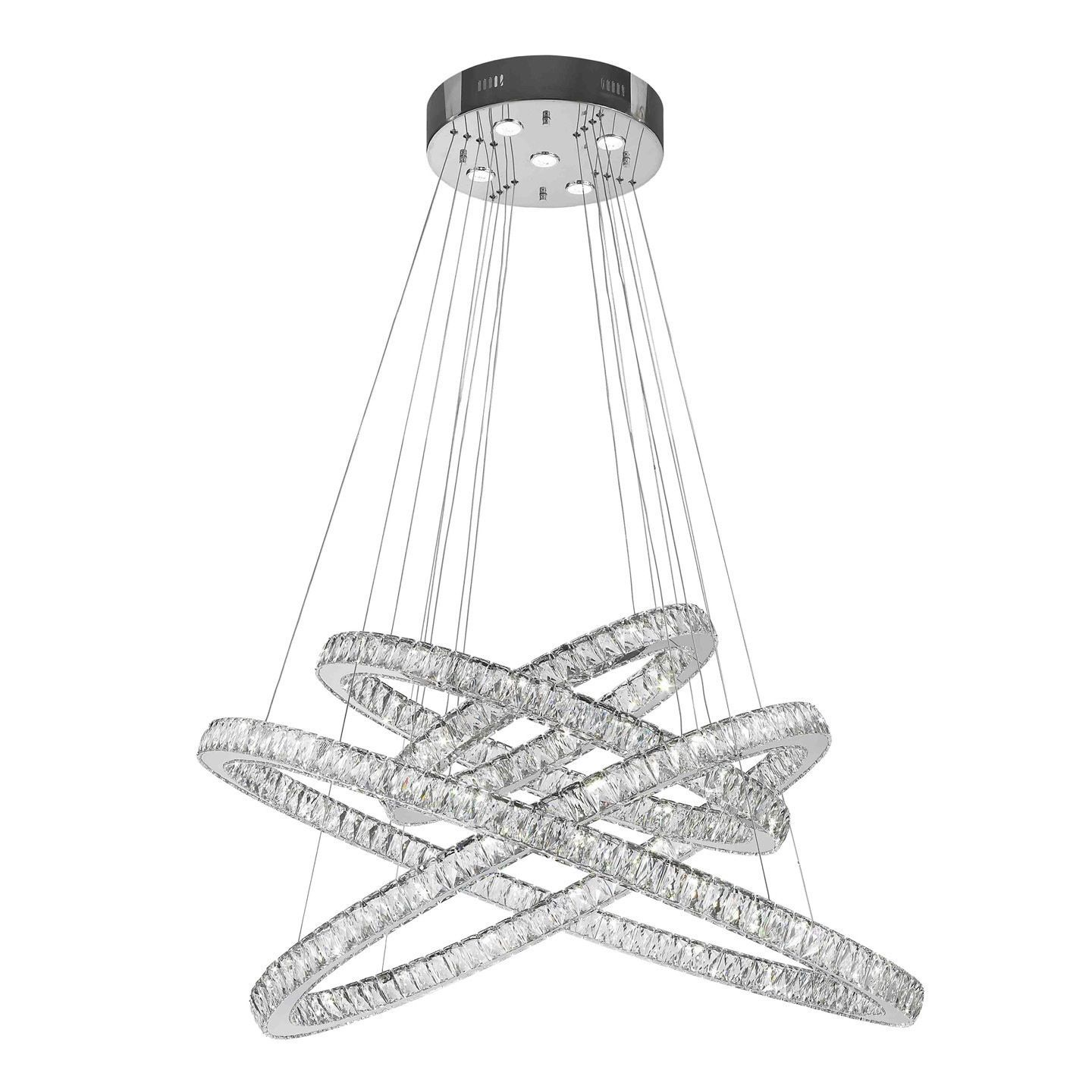 Brilliance Lighting and Chandeliers Modern Euro Cosmos LED