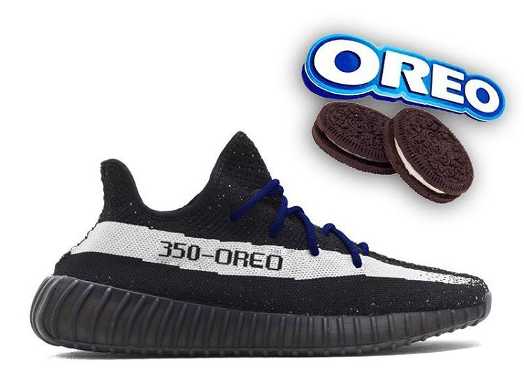 00aaa77f964b1 Adidas Yeezy V2 x OREO (tag someone that would rock⬇ ⬇ )