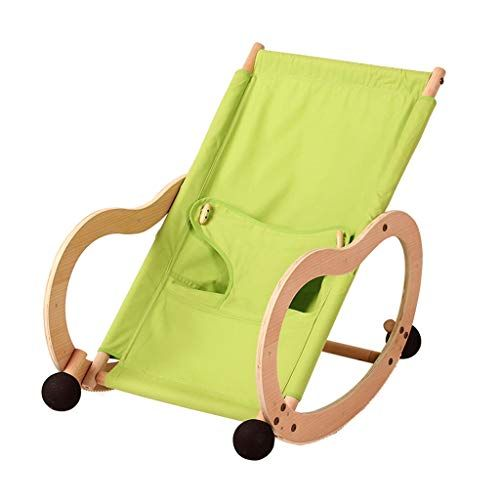 Qi Peng Baby Rocking Chair Baby Comfort Chair Cradle Bed Newborn