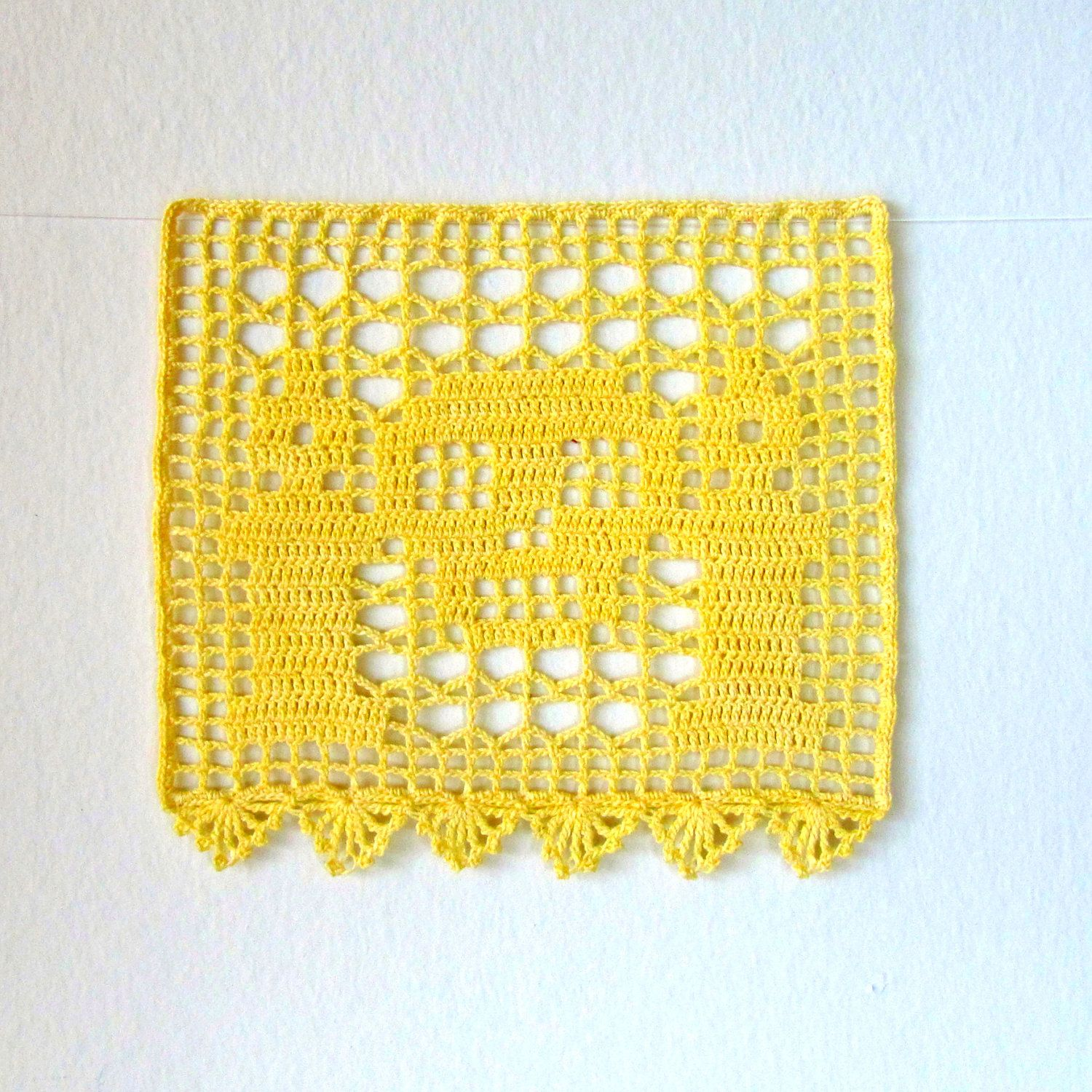 Day of the Dead Banner Crochet Pattern - Four Papel Picado Patterns ...