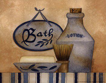 Bath linda spivey immagini e stampe stampe