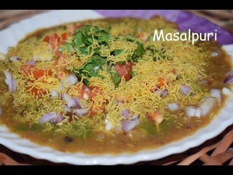 Masalpuri in kannadamasala puri chaatkarnataka street special food masalpuri in kannadamasala forumfinder Choice Image