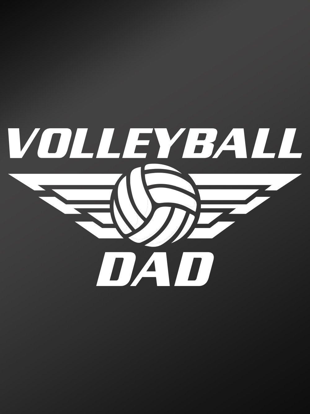 Volleyball Themed Vinyl Decals Vinyl Vinyl Decals Theme