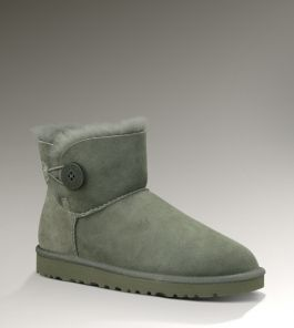 UGG Mini Bailey Button GREY UGG Boots Clearance $128.02 http://www.gotofashionhots