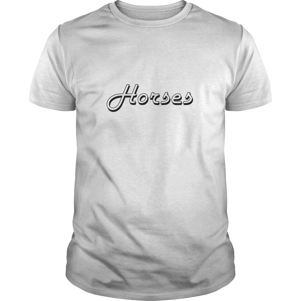 Design t shirts hoodies - Horses Classic Retro Design T Shirts Hoodies Sweaters