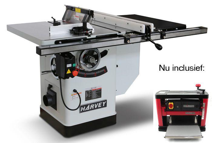Harvey Cirkelzaagmachine 400V, diameter zaagblad: 250 mm   Cirkelzaagmachines