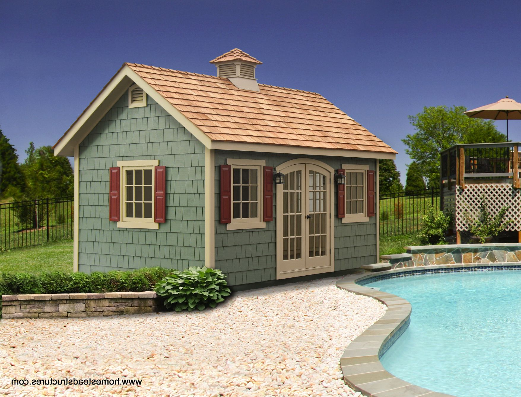 Charmant Luxury Pool Pump House Shed Design Check More At Http://www.jnnsysy