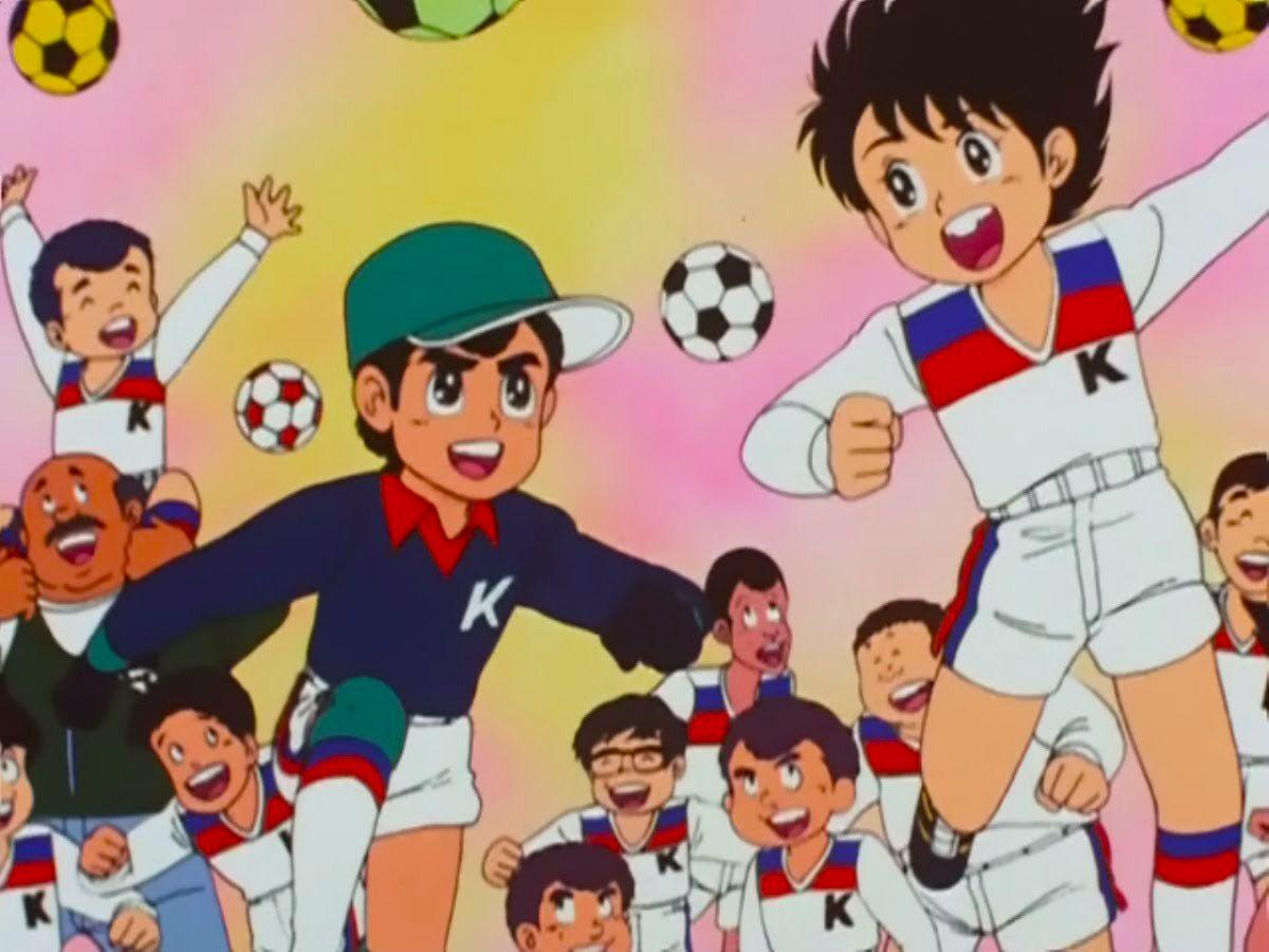The Kickers Ganbare, Kickers! (がんばれ!キッカーズ