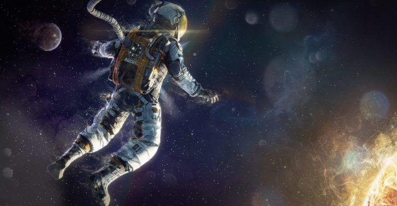 بحث عن الأرض والفضاء للصف الثاني الثانوي Astronaut Illustration Astral Projection Diy Prints
