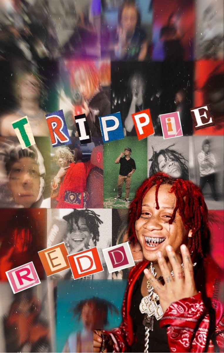 Aerieooo Ft Trippie Redd Joker Hd Wallpaper Trippie Redd Rap Wallpaper