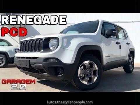 Jeep renegade 2020 pcd