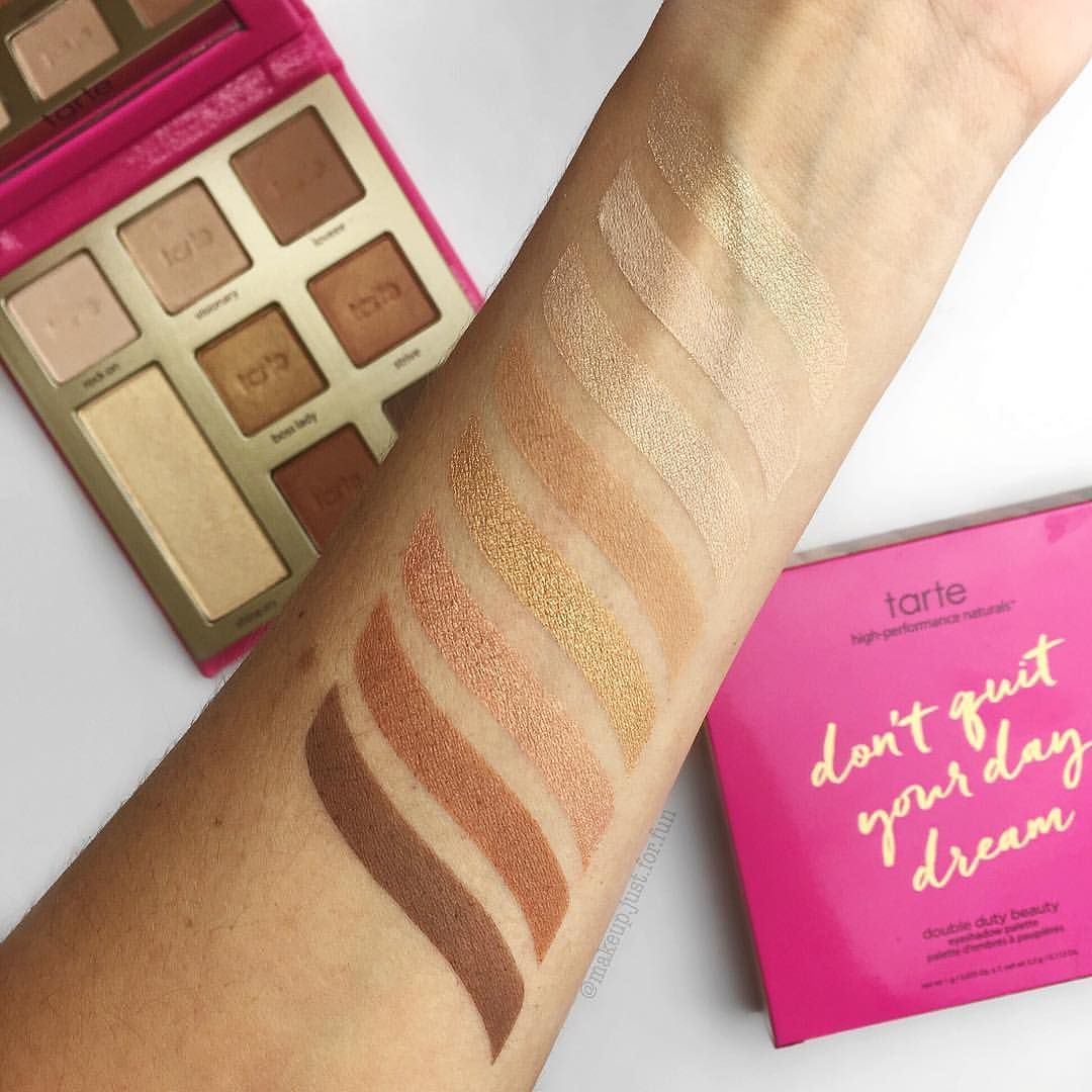 Don't Quit Your Day Dream Eyeshadow Palette by Tarte #5