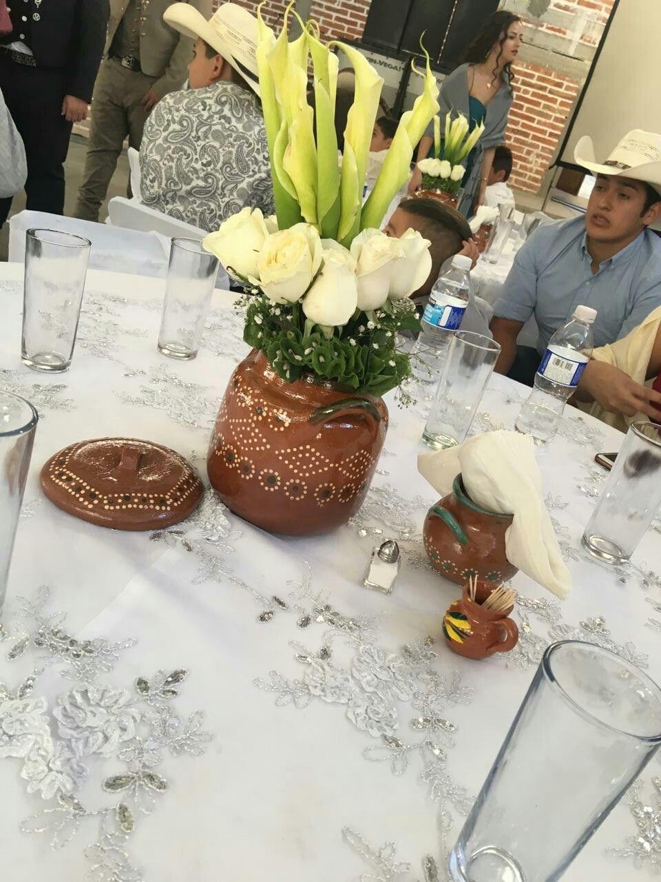 Boda charra boda charra pinterest boda charra for Decoracion de quinceanera