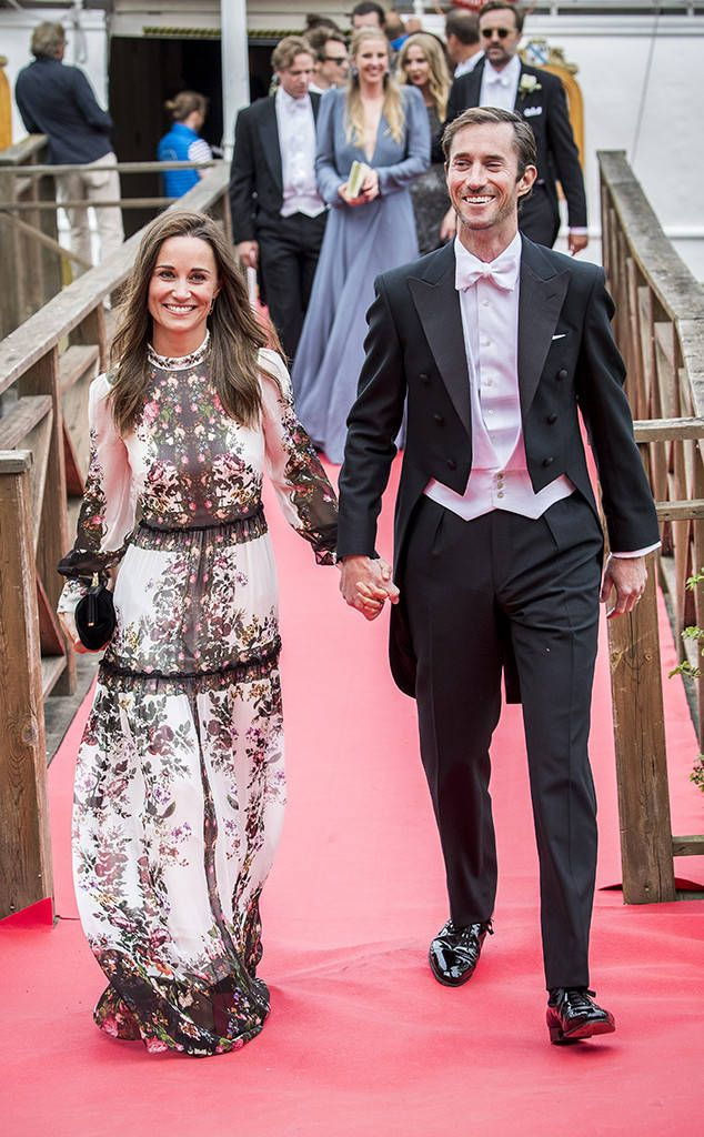 Wedding Wardrobe from Pippa Middleton\'s Best Looks