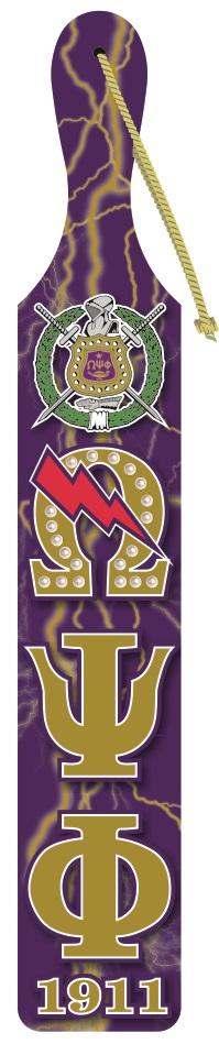 Omega Psi Phi Symbol Paddle Omega Psi Phi Pinterest Omega Psi