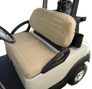 Admirable Classic Accessories Fairway Golf Car Padded Seat Cover Fits Caraccident5 Cool Chair Designs And Ideas Caraccident5Info