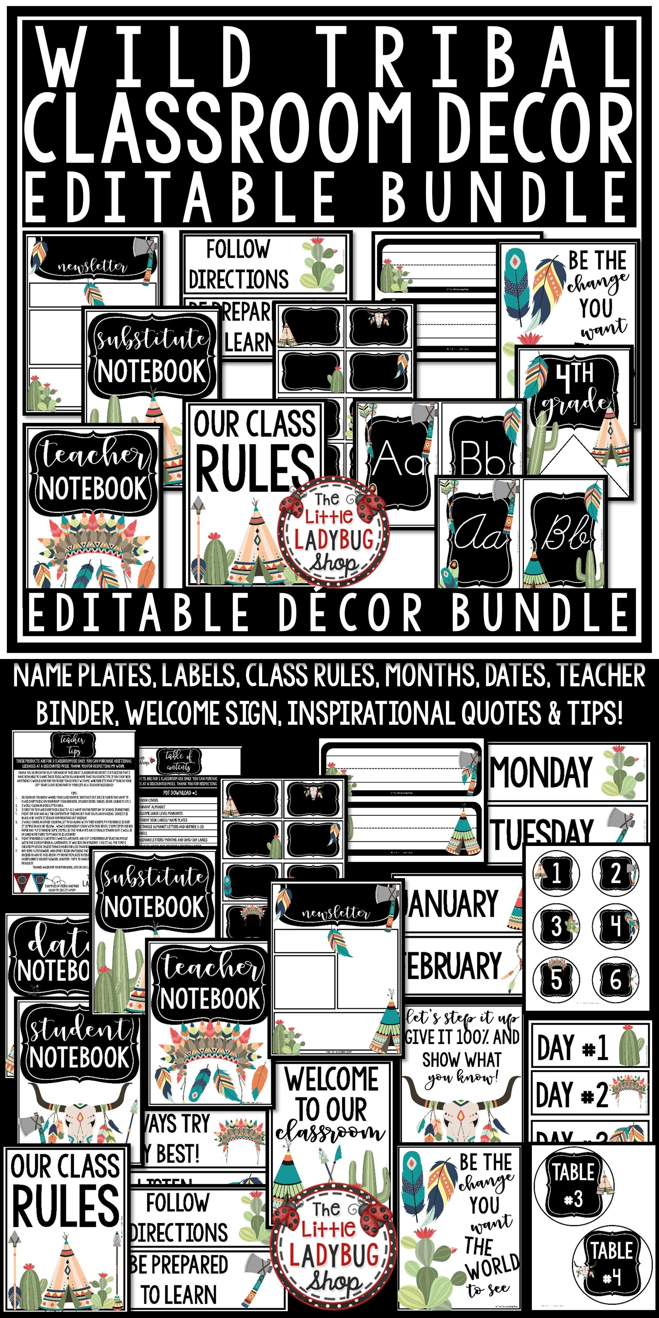 newsletter borders for teachers