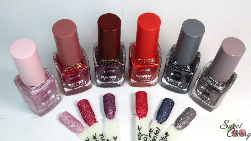 p2 - Sand Style Nagellacke | Sweet Cherry