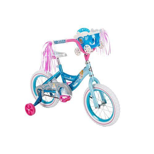 Girls 14 Inch Huffy Disney Cinderella Bike Huffy Toys R Us