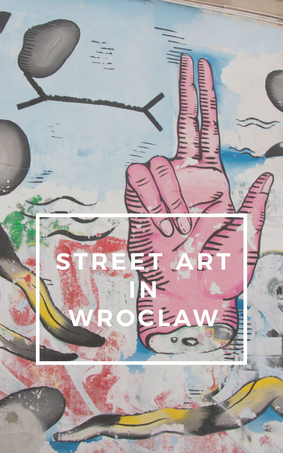 Are you a street art lover? Poland can be so colourful! Check out the most amazing works I discovered in Wroclaw! See for yourself!