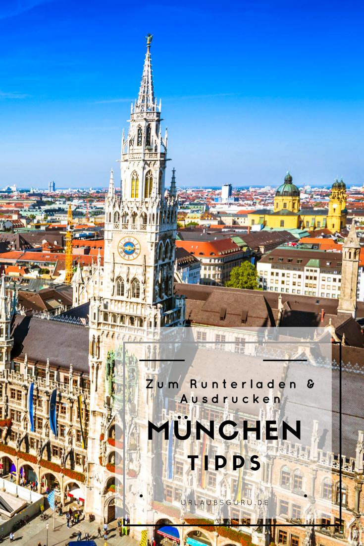 München Tipps Die Garantiert Nicht Jeder Kennt Urlaub In