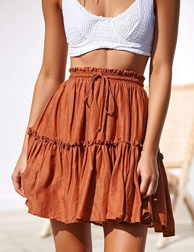 Cute Skirts For Under $20! Shop This Look!